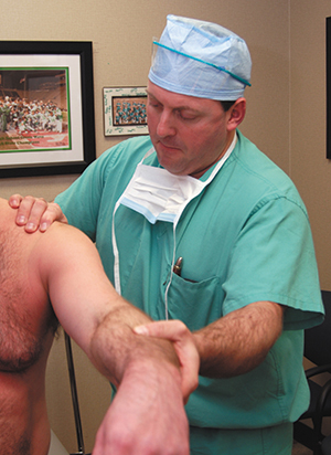Athletes Return To Field More Quickly with New Procedure Andrews Sports Offers